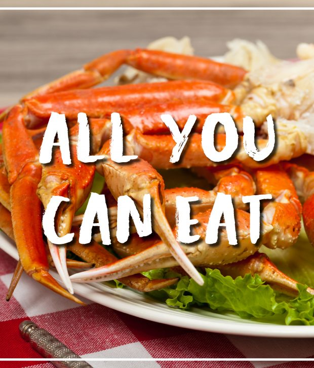 All You Can Eat Snow Crab Legs